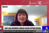 Kadin sedang pertimbangkan daftar tunggu vaksinasi Gotong Royong