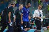 Chiellini berharap segera pulih dan siap  mainkan babak 16 besar