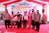 Polda NTB gelar baksos kesehatan untuk peringati Hari Bhayangkara ke-75