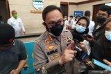 Polisi perketat buka-tutup jalan di Bandung  karena kasus COVID-19 naik