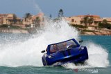 Gaya mobil air di Mesir 1