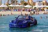 Gaya mobil air di Mesir 2
