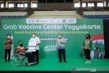 Grab hadirkan pusat vaksinasi ramah penyandang disabilitas
