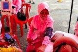 Polda Lampung gelar suntik vaksin COVID-19 untuk Bhayangkari
