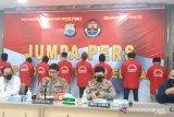 Delapan pelaku pembunuhan Rian terancam penjara 20 tahun hingga seumur hidup