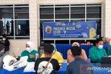 Ratusan warga Padang Panjang antusias divaksinasi
