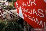 Pakar gempa perkirakan ketinggian gelombang tsunami di Padang bisa capai enam meter