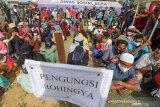 Satgas pengungsi pindahkan 12 imigran Rohingya ke Medan