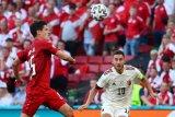 Sempat dikejutkan dan tertinggal, Belgia mantap langkah ke 16 besar EURO 2020