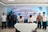 Bank Nagari sepakati kerja sama E-Retribusi dengan Pemkot Sawahlunto