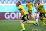 Euro 2020: Tendangan penalti Emil Forsberg perbesar asa Swedia ke 16 besar