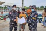 Prajurit TNI AL selamatkan pelajar terapung-apung di perairan Kepulauan Seribu