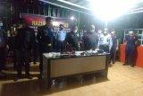 Petugas Rutan Baturaja razia kamar hunian narapidana