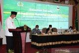 Gubernur Mahyeldi berharap Komisi IX DPR RI beri dukungan penanganan COVID-19