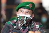 Letjen TNI Purn Besar Harto berpesan ke prajurit soal profesionalisme
