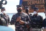 Kasal: Minat pemuda di perbatasan negara masuk TNI AL minim