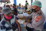 65 petugas  Bandara Djalaludin Gorontalo positif COVID-19