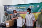 Habis masa berlaku, 884 arsip milik Polbangtan Yoma dimusnahkan