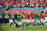 Euro 2020 - Prancis tersandung ditahan Hungaria