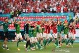 Prancis diimbangi Hungaria 1-1