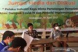 JURnal Celebes dorong Pemprov Sulsel untuk bantu industri kayu