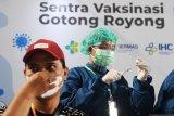 Kasus COVID-19 harian di Jakarta kembali banyak