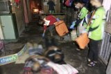 Dua warga Sampit tewas tersambar petir
