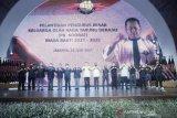 Bambang Soesatyo dilantik menjadi Ketua Umum PB Tarung Derajat