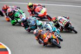 Acosta menjuarai GP Jerman, Indonesian Racing kehilangan podium