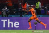 Euro 2020 - Denzel Dumfries nyaman dengan posisi yang diberikan Frank de Boer