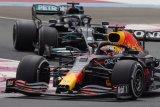 Lewis Hamilton terima kekalahan, akui Red Bull sangat cepat di GP Prancis