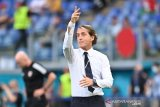 Samai rekor pelatih legendaris Italia, Mancini merendah