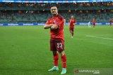Euro 2020 - Shaqiri : Swiss sudah kerahkan segalanya, dan menanti nasib ke 16 besar