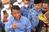 Gubernur  minta kepala daerah Padagimo segera salurkan dana stimulan