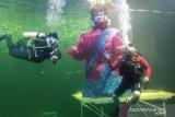 Ancol bersiap gelar atraksi ondel-ondel di bawah air