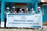 32 KK di Dusun Tanete Maros teraliri listrik PLN