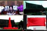 Peresmian rumah adat dan jalan Bung Karno di Maluku Tengah oleh Megawati