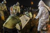 Pemprov DKI Jakarta catat rekor harian tertinggi pemakaman jenazah COVID-19