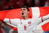 Andreas Christensen yakin Denmark bisa hentikan Harry Kane