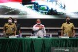 Wali Kota-Wawali Kota Manado dan BP2MI tandatangani MoU lindungi pekerja migran