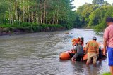Tim SAR Ternate hentikan pencarian korban hilang di sungai