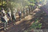 Marinir TNI AL di Makassar ikut TMMD ke-111