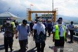Wagub NTB meninjau layanan tiket elektronik di Pelabuhan Kayangan