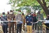 Wabup Kapuas sambut baik pencanangan Kampung Tangguh anti narkoba