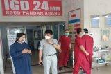 Kecelakaan Tol Semarang-Solo, korban langsung terima santunan Jasa Raharja