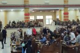 Sidang paripurna DPRD dengan Pemkot Bandarlampung ditunda