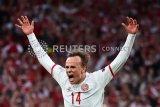 Euro 2020 - Dongeng indah timnas Denmark melaju ke 16 besar