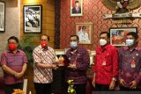 Pemerintah Kabupaten Minahasa belajar pengelolaan desa di Bali