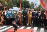 Tim penilai Kelurahan berprestasi sebut Padang Panjang kota tercepat dalam penanganan COVID-19