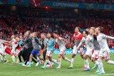 Euro 2020: Klasemen akhir Grup B, Denmark akhirnya ke 16 Besar